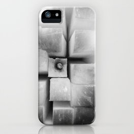 Cubed Apple iPhone Case