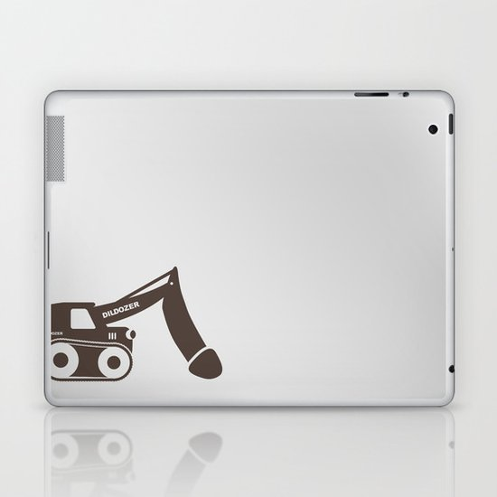 Dildozer Laptop & iPad Skin