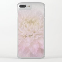 Beautiful Dreamer Clear iPhone Case