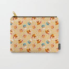 Candy Corn Countdown Carry-All Pouch