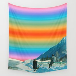 Colors sky Wall Tapestry