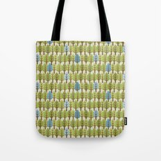 Woodland Trees Tote Bag