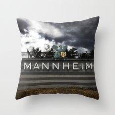 Mannheim Throw Pillow