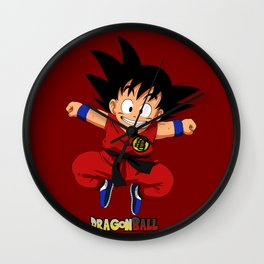 Goku kid Nice Wall Clock