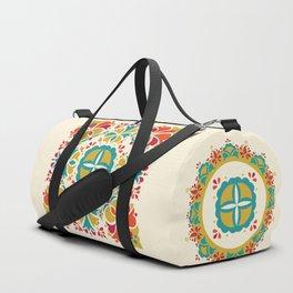 Provincial Barcelona Duffle Bag
