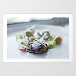Nautilus Restaurant Art Print