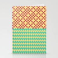 prism Stationery Cards featuring prism by eddiek3