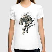 horse T-shirts featuring Horse by Nuam