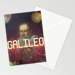 Visions of Galileo Stationery Cards