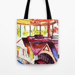 Brighton blend. Tote Bag