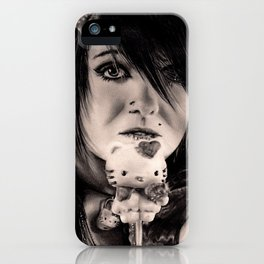 Hallo Leckerbissen iPhone Case