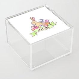 Ostara Acrylic Box