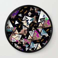 GALAXY ATAXIA Wall Clock