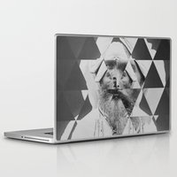 kaleidoscope Laptop & iPad Skins featuring Kaleidoscope by Mrs Araneae