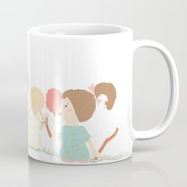 At The Carnival Coffee Mug