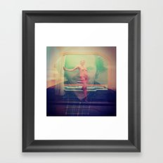 SHINING 3 Framed Art Print