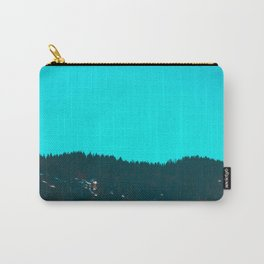 Gradients in Nature #4 Carry-All Pouch