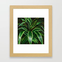 herba #02 Framed Art Print