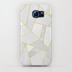 White Stone Galaxy S7 Slim Case