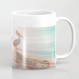 Pelicans // Australia Coffee Mug