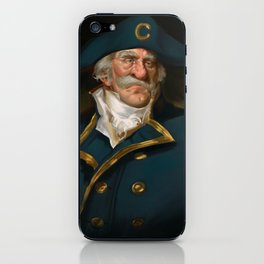 Oh Captain, My Captain (Captain Crunch) iPhone Skin