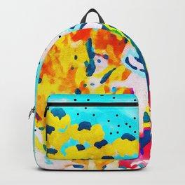 Floral Graffiti #society6 #decor #buyart Backpack