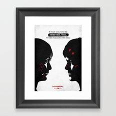 Hannibal - Dolce Framed Art Print