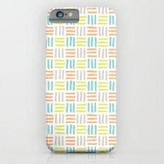 woven Slim Case iPhone 6s