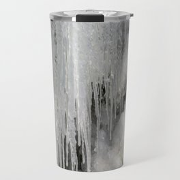 icicles Travel Mug