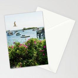 Rosa rugosa (Beach Rose) Stationery Cards
