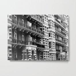 London 4 Metal Print