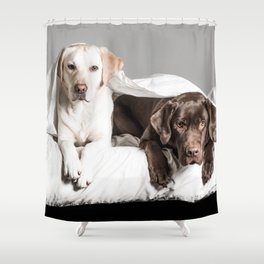bedtime Shower Curtain