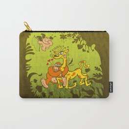 Cupid Having Fun Carry-All Pouch