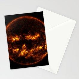 Pumpkin Sun Stationery Cards