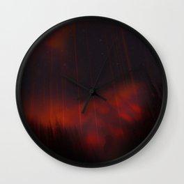 Grim Dance Wall Clock