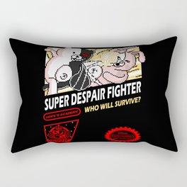 Super Despair Fighter Rectangular Pillow
