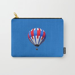 Floating in the Big Blue Sky Carry-All Pouch