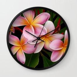 Wailua Sweet Love Wall Clock