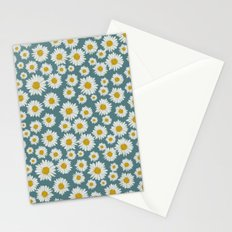 daisies Stationery Cards
