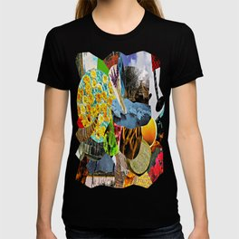 Collage 7 T-shirt
