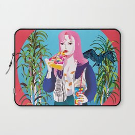 Pizza Girl Laptop Sleeve
