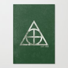 Knights Logo Canvas Print