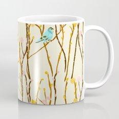 Pussywillow Landscape Mug