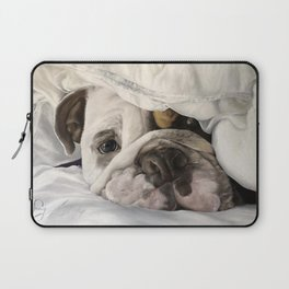 Not a Bully: Winston Laptop Sleeve