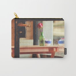 The table by the window Carry-All Pouch