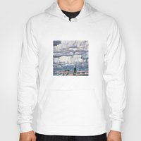 depression Hoodies featuring Depression by Rothko