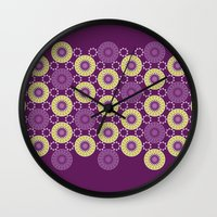 arab Wall Clocks featuring Arab #3 by Rafael CA