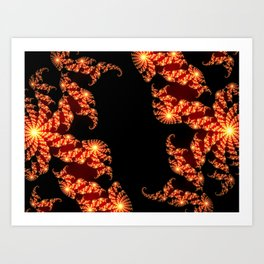 abstractionism Art Print