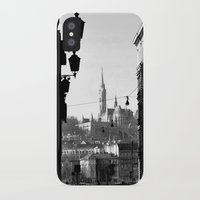 budapest iPhone & iPod Cases featuring Budapest by Lena Karafelova