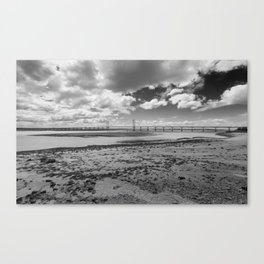 Second Severn Crossing Canvas Print